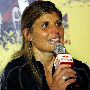 Karine Baillet en conférence sur le management d'équipe