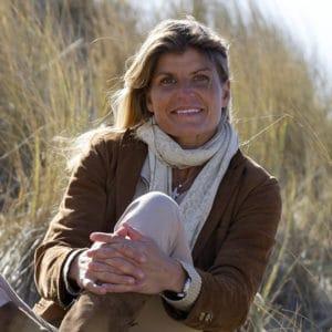 Portrait de Karine Baillet, conférencière, athlète de haut niveau, le touquet