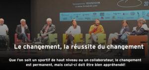 Conférence sur le changement et sa réussite par Karine Baillet Organisation