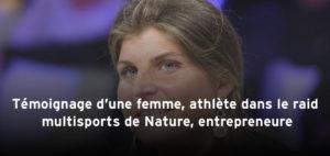 Témoigange de Karine Baillet, athlète et entrepreneure