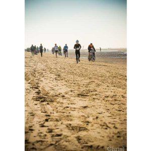 Touquet Bike&run sur la plage organisé par Karine Baillet Organisation