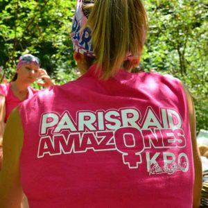 Paris Raid Amazones organisé par Karine Baillet Organisation