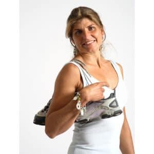 Karine Baillet mélange ville sport.