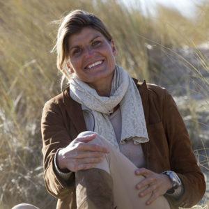 Portrait de Karine Baillet prise par Anne Sophe Flament