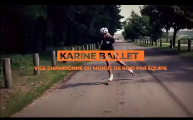 Karine Baillet portrait conferenciere teambuilding par Dedikazio