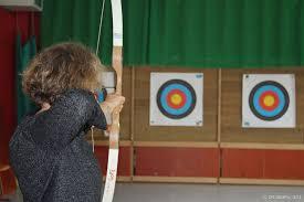 tir à l'arc indoor