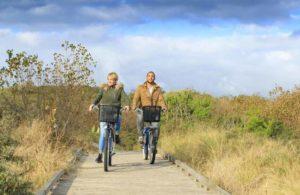 balade à vélo karine baillet aventures